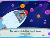Dora im Weltall
